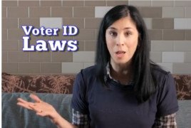 Sarah Silverman: Voter ID Laws